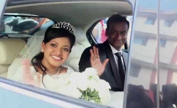 Satheesh Gabriel weds Ashwini Enigo Trailer