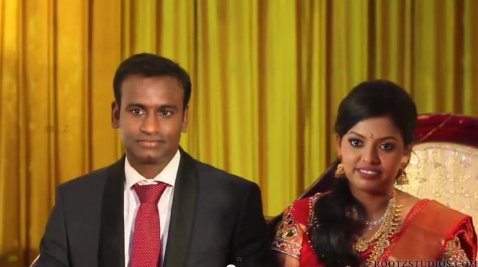 Satheesh Gabriel weds Ashwini Enigo - Part 2