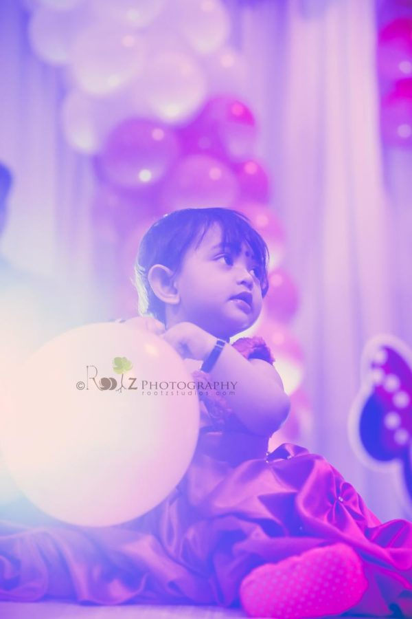 Evaara - Birthday Candid